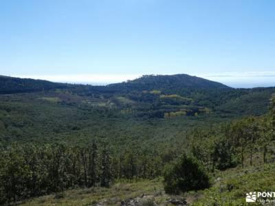 Real de San Vicente; grupo montaña madrid licencia montaña 2015 ciudad ducal grupo senderismo clubes